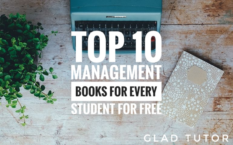 Get Free Top 10 Management Books for Every Student