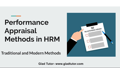 Performance Appraisal Methods in HRM